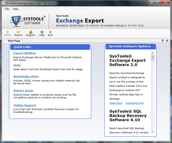 Export contacts from Exchange to Outlook